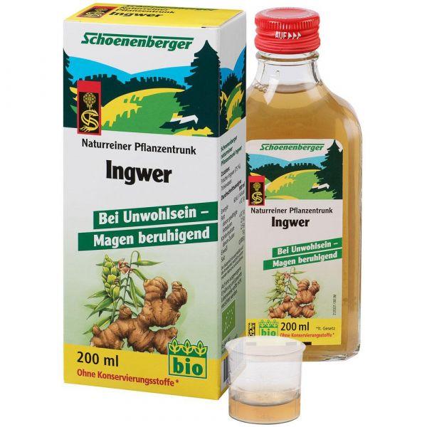 Schoenenberger Ingwer-Saft