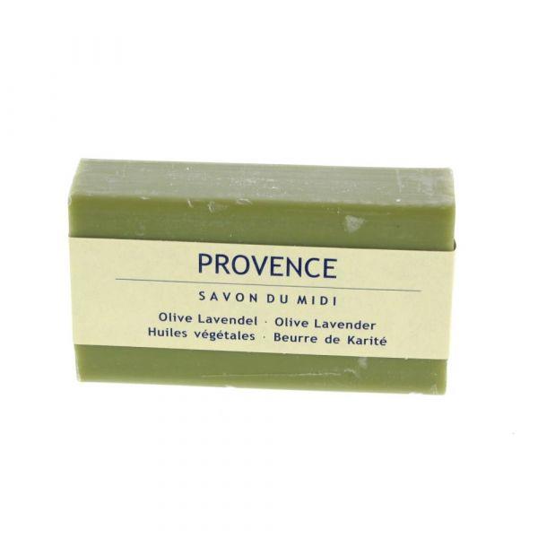 Savon Du Midi Olive Lavendel Karité-Seife