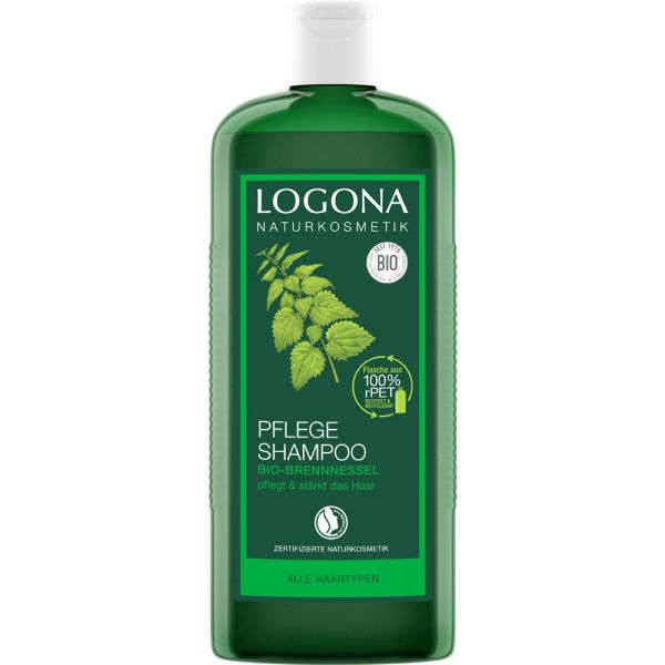 Logona Pflege Shampoo Brennessel 500ml