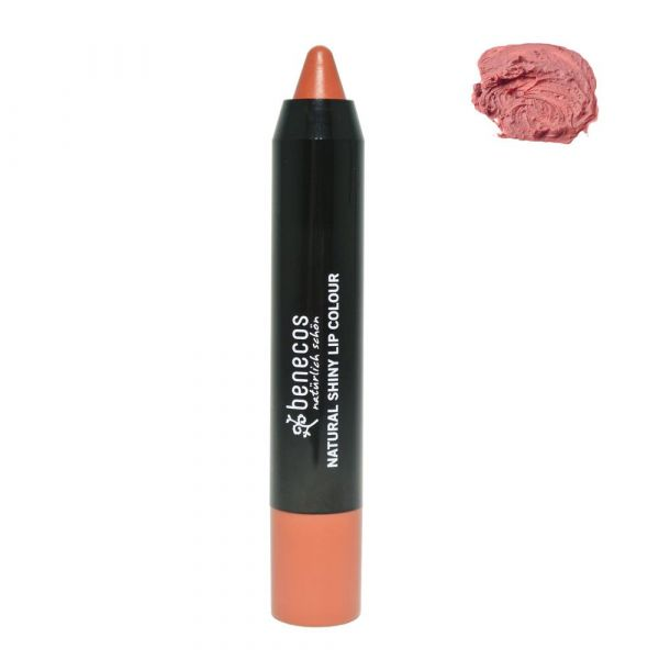 Benecos Natural Shiny Lipcolour rusty rose