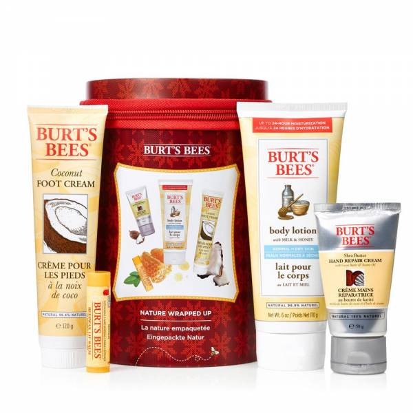 Burts Bees Nature Wrapped Up Geschenkset