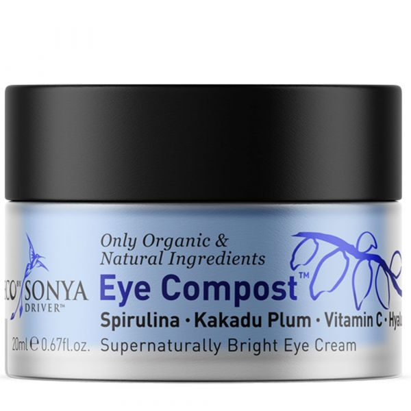 Eco by Sonya Eye Compost with Jade Applicator