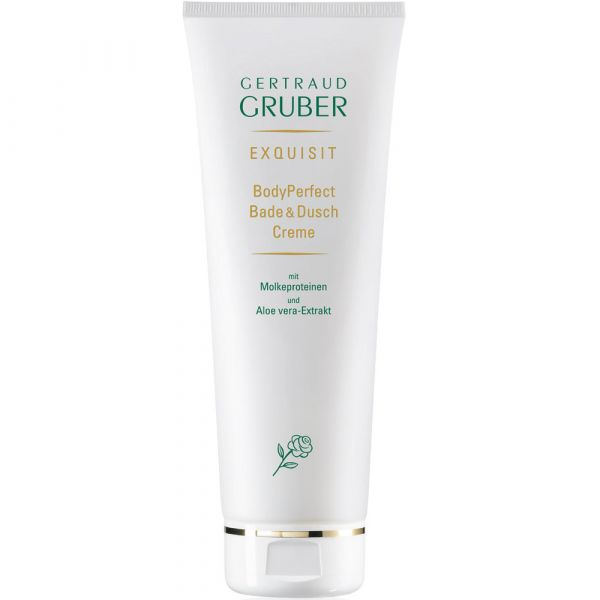 Gertraud Gruber EXQUISIT BodyPerfect Bade & Dusch Creme