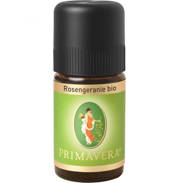 Primavera Rosengeranie bio 5ml