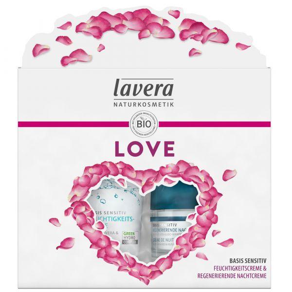 Lavera GESCHENKSET LOVE