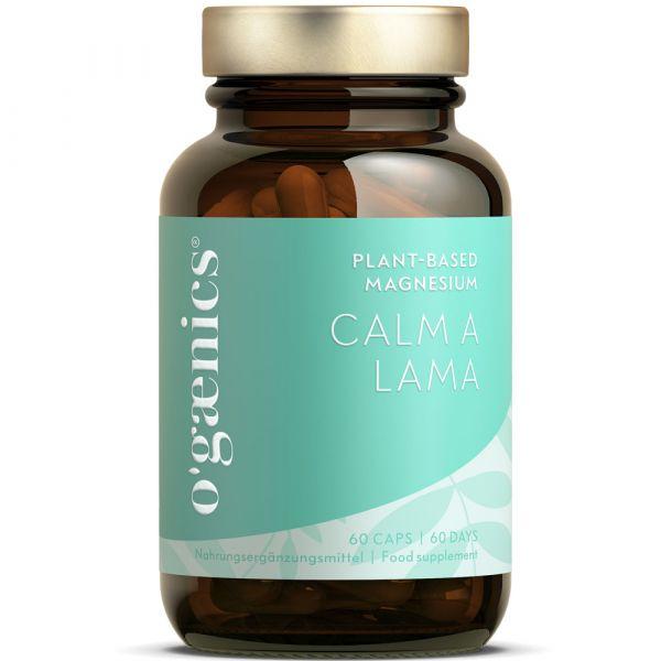 Ogaenics CALM A LAMA Plant-based Magnesium