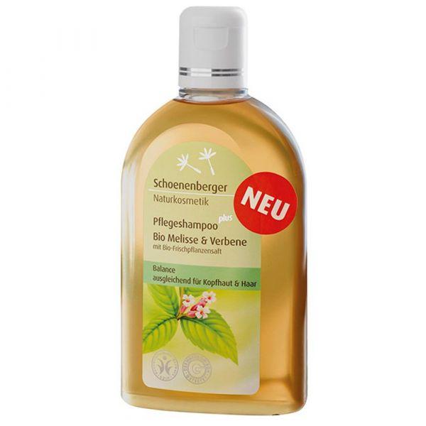 Schoenenberger Pflegeshampoo plus Melisse & Verbene