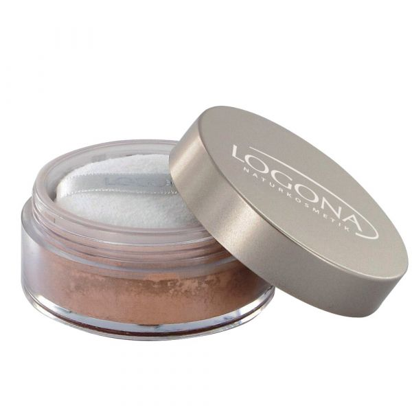 Logona Loose Face Powder  No.01 light beige