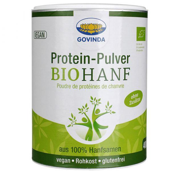 Govinda Hanfproteinpulver