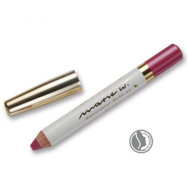 Marie W Lippenstift Rosé 1-2