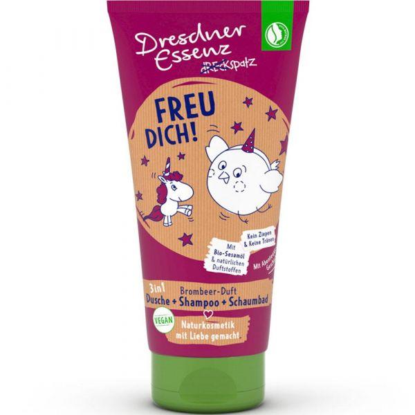 Dreckspatz Duschgel & Shampoo Freu dich