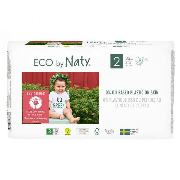 Naty Eco Windel Gr. 2  3-6 kg