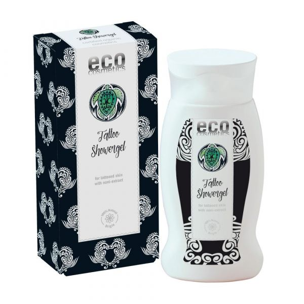 Eco Cosmetics Tattoo Duschgel