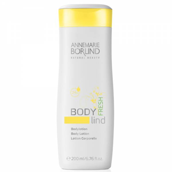 Annemarie Börlind BODY lind fresh Bodylotion 200ml