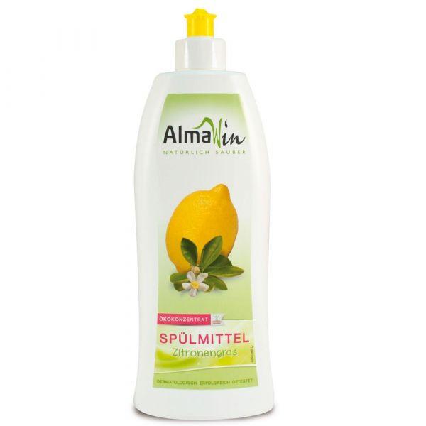 Almawin Spülmittel Zitronengras 500ml
