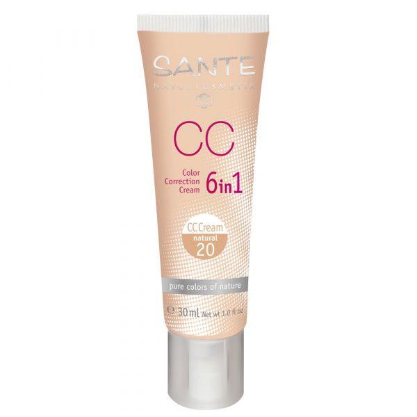 Sante Color Correcting Cream 20 natural