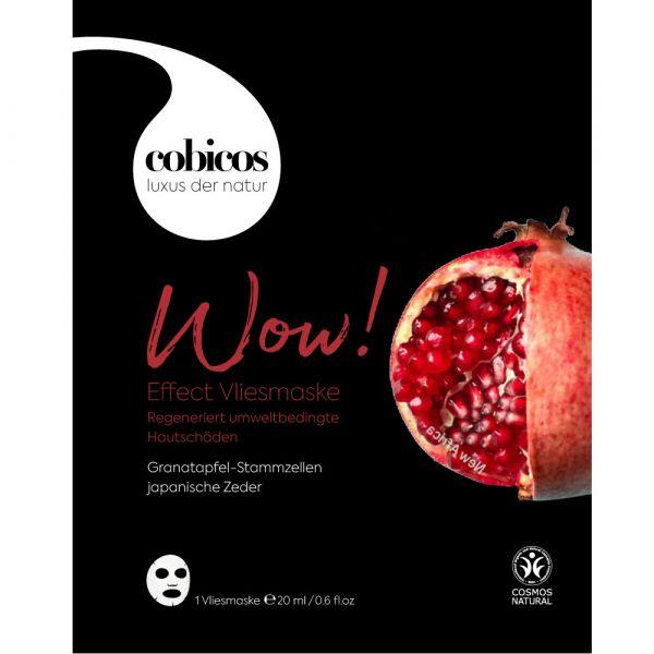 Cobicos Wow Effect Vliesmaske von cobicos