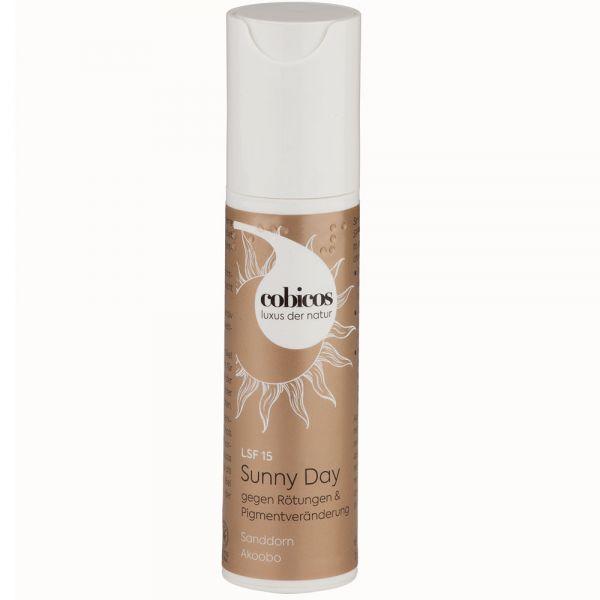 Cobicos SUNNY Day Cream mit LSF 15