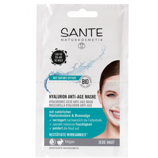 Sante Hyaluron Anti Age Maske