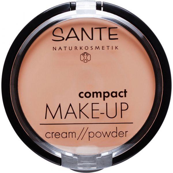 Sante compact MAKE-UP cream powder 01 Vanilla