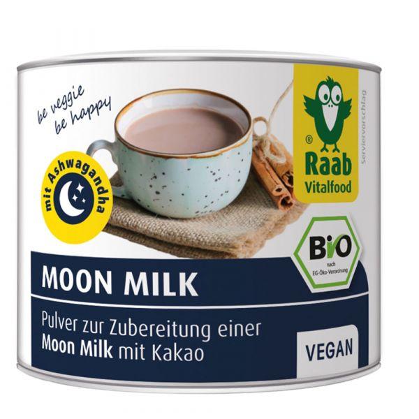 Raab Vitalfood Moon Milk Pulver bio