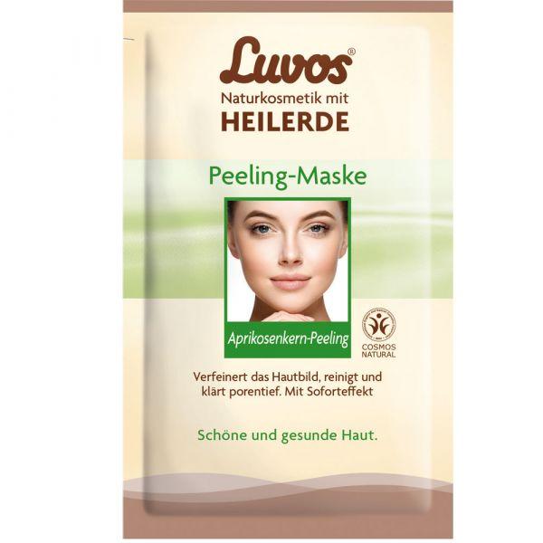 Luvos Peeling-Maske