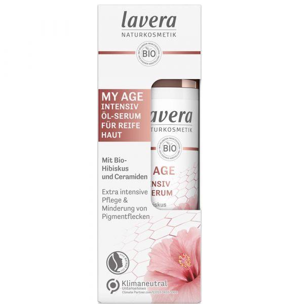 Lavera MY AGE Intensiv Öl-Serum