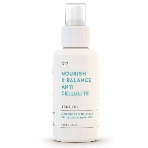 You & Oil ANTI-CELLULITE-KÖRPERÖL NÄHREND & AUSBALANCIEREND