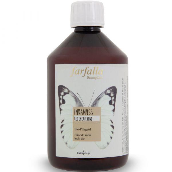 Farfalla Inkanuss Bio-Pflegeöl 500ml