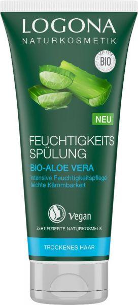 Logona Feuchtigkeits Spülung Bio-Aloe