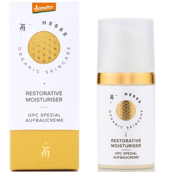 Hesse Organic Skincare RESTORATIVE MOISTURISER BALANCING & CLARIFYING