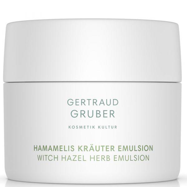 Gertraud Gruber Hamamelis Kräuter Emulsion
