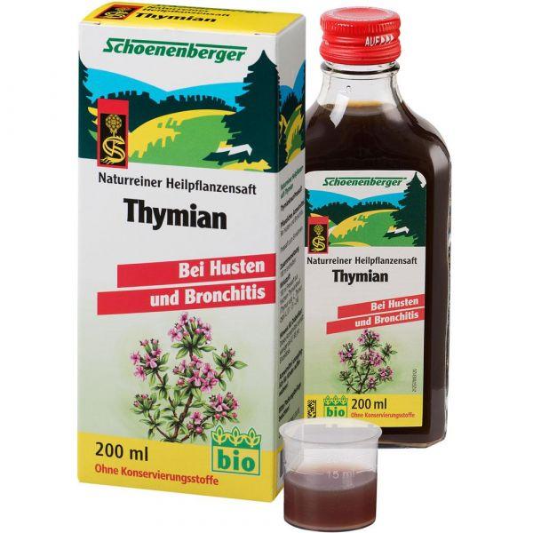 Schoenenberger Thymian-Saft