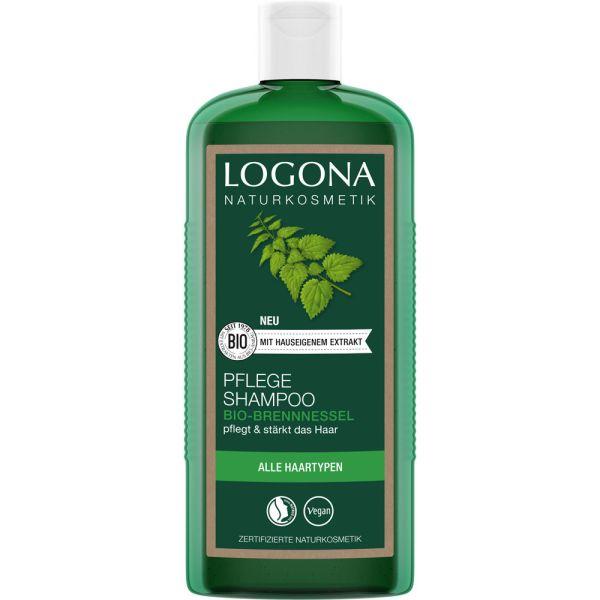 Logona Pflege Shampoo Brennessel 250ml