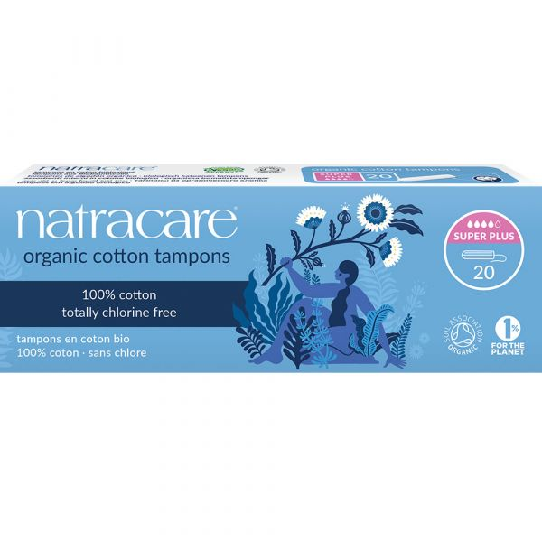 Natracare Tampons Superplus