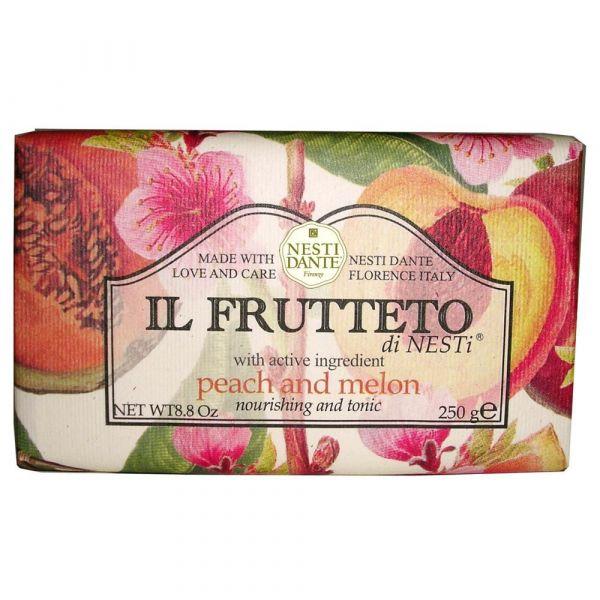 Nesti Dante IL Frutteto Soap Peach & Melon