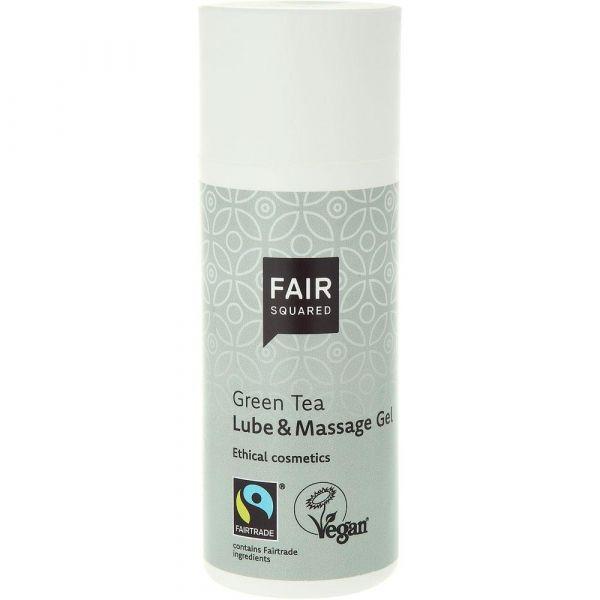 Fair Squared Gleitgel Green Tea