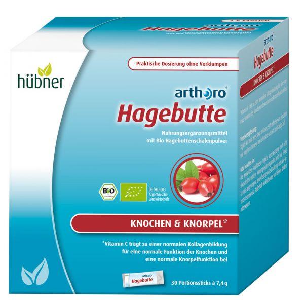 Hübner arthoro Hagebutte