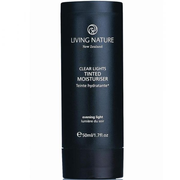 Living Nature CLEAR LIGHTS TINTED MOISTURISER EVENING LIGHT
