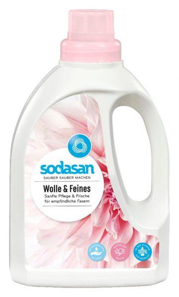 Sodasan Woll & Feinwaschmittel  750ml
