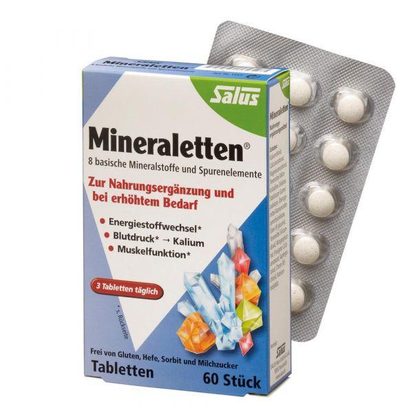 Schoenenberger Mineraletten