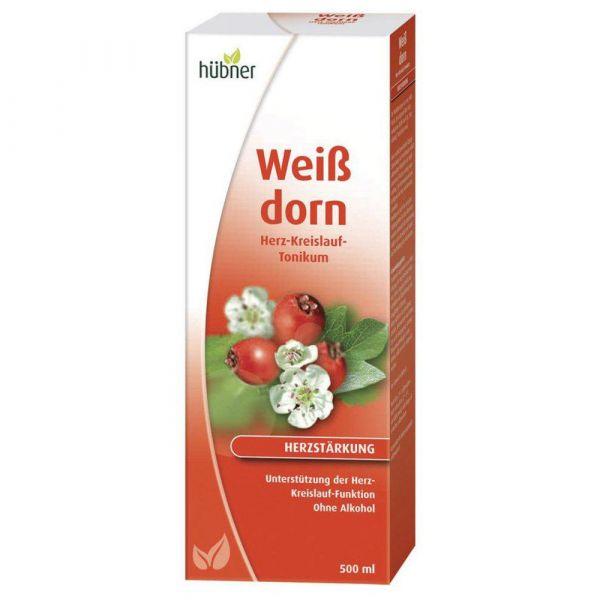 Hübner Weißdorn Herz-Kreislauf-Tonikum