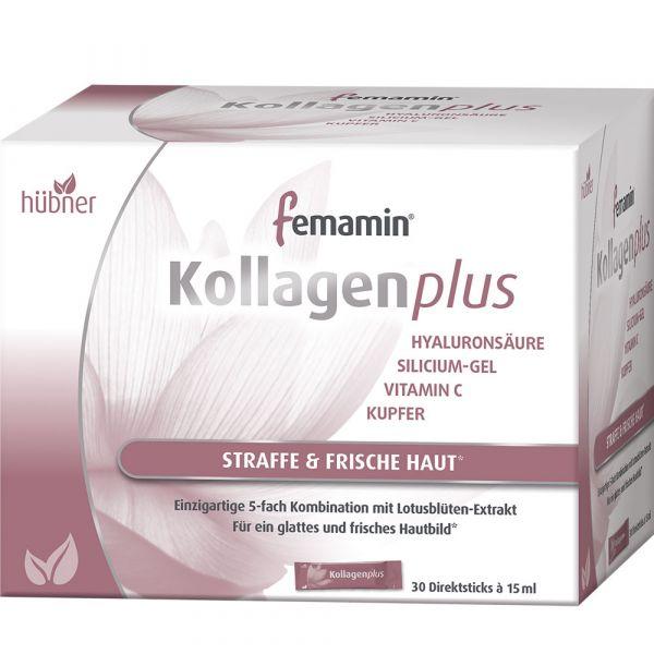 Hübner femamin® Kollagenplus