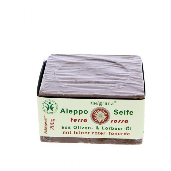 Finigrana Alepposeife 30% terra rossa