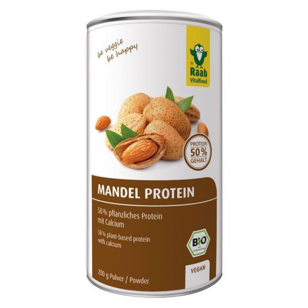 Raab Mandel Protein Pulver