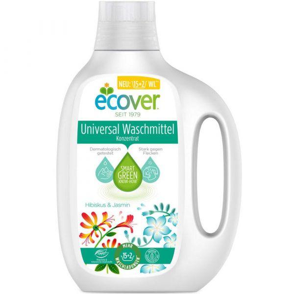 Ecover Essential Universal Waschmittelkonzentrat Hibiskus & Jasmin