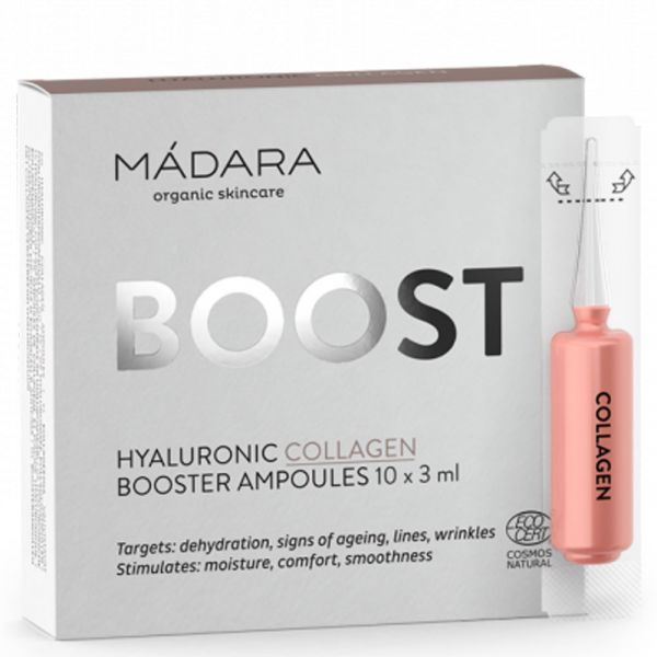 Madara Hyaluronic Collagen Ampullen 10x3ml