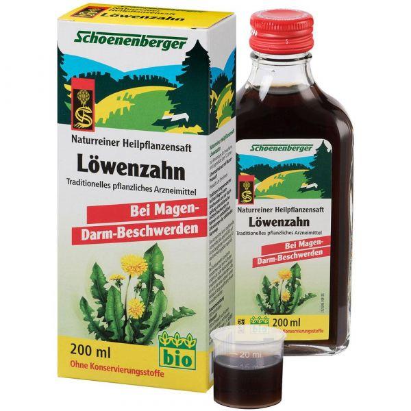 Schoenenberger Löwenzahn-Saft