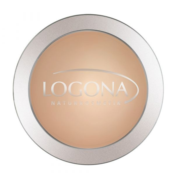 Logona Face Powder No.02 medium beige