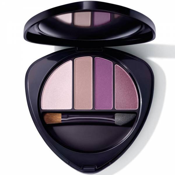 Dr. Hauschka Purple Light Eyeshadow Palette 01